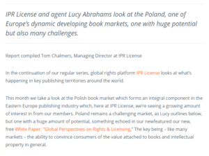 Poland's Book Market Has Big Potential Many Challenges